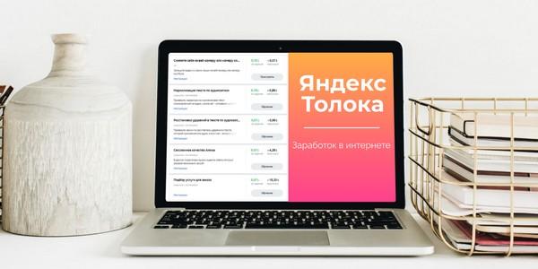 Заработок на Яндекс Толока 20 долларов в день